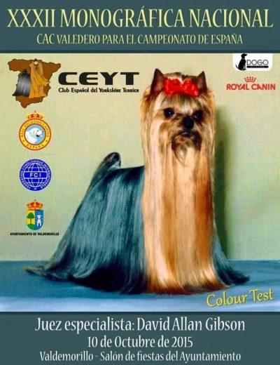 XXXII Exposición Monográfica Nacional C.E.Y.T.